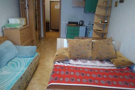Сдается 1-комнатная квартира посуточно в Красноярске, улица Карамзина, 8.