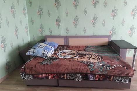 Сдается 1-комнатная квартира посуточно в Прокопьевске, Кемеровская обл ул ноградская  15.