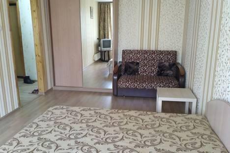 Сдается 1-комнатная квартира посуточно в Казани, улица Четаева, 35.
