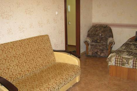 Сдается 1-комнатная квартира посуточно в Казани, улица Четаева, 33.
