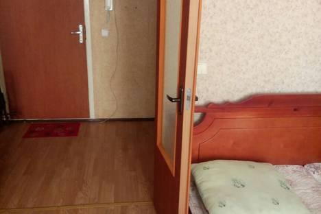 Сдается 4-комнатная квартира посуточно в Подольске, Армейский проезд, 9.