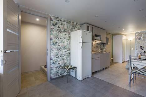 Сдается 1-комнатная квартира посуточно в Петергофе, Менделеевская улица, 1 лит Ф.