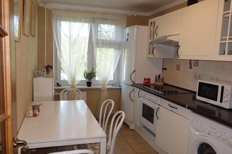 Сдается 2-комнатная квартира посуточно в Зеленограде, Центральный проспект, 429.