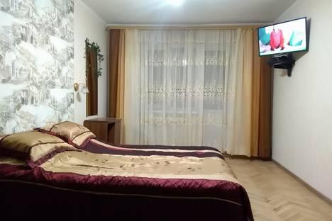 Сдается 1-комнатная квартира посуточно, ул. Куйбышева, 59.
