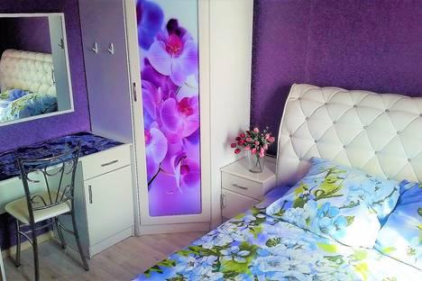 Сдается 3-комнатная квартира посуточно, улица Георгия Димитрова, 104.