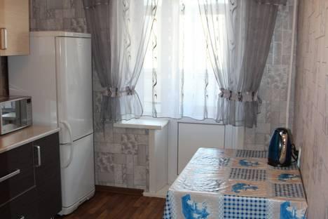 Сдается 1-комнатная квартира посуточно в Павлодаре, улица Максима Горького, 37.