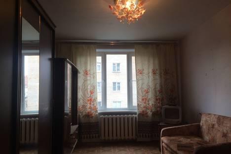 Сдается 1-комнатная квартира посуточно в Балашихе, улица Советская, 7а.