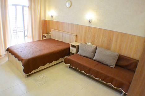 Сдается 1-комнатная квартира посуточно в Адлере, Верхне-Имеретинская Бухта, улица Ружейная, 21.