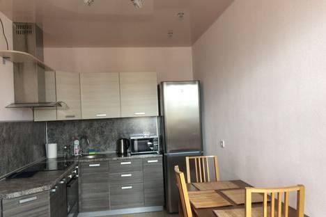 Сдается 1-комнатная квартира посуточно в Тюмени, проезд Заречный, 37 корпус 1.