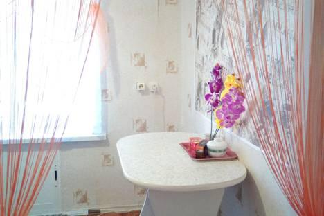 Сдается 1-комнатная квартира посуточно, улица Романенко, 97.