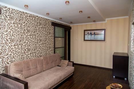 Сдается 2-комнатная квартира посуточно в Южно-Сахалинске, Тихоокеанская улица, 26.