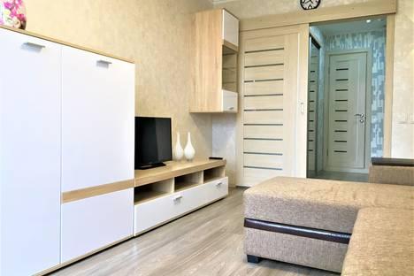 Сдается 1-комнатная квартира посуточно в Красногорске, ул. Авангардная, 2.