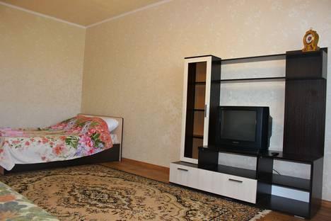 Сдается 1-комнатная квартира посуточно в Тамбове, улица Советская дом 187 А.