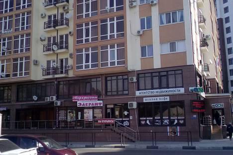 Сдается 1-комнатная квартира посуточно в Анапе, улица Шевченко, 288.