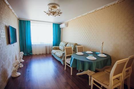 Сдается 2-комнатная квартира посуточно в Уфе, улица Джалиля Киекбаева 6.