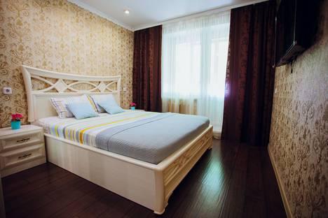 Сдается 1-комнатная квартира посуточно в Уфе, улица Джалиля Киекбаева 6.