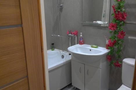 Сдается 2-комнатная квартира посуточно в Домодедове, улица Ломоносова, 14.
