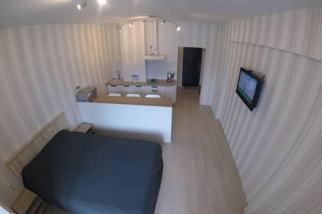 Сдается 1-комнатная квартира посуточно в Сочи, Лазаревское, ул. Тормахова, 2/2.