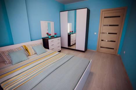 Сдается 2-комнатная квартира посуточно в Уфе, улица Октябрьской Революции, 23а.
