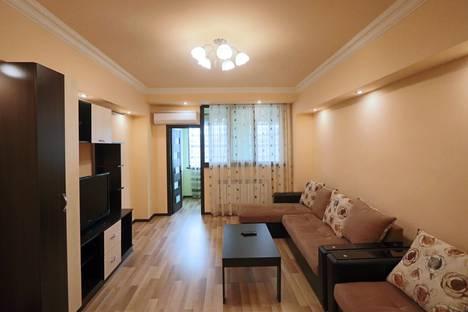 Сдается 3-комнатная квартира посуточно в Ереване, Езник кохбаци 1а.