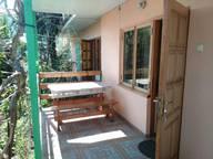 Сдается посуточно комната в Малореченском. 20 м кв. Крым, Алушта, Малореченское