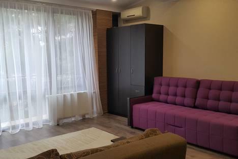 Сдается 1-комнатная квартира посуточно в Партените, Солнечная улица, 13.