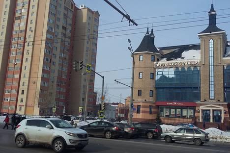 Сдается 3-комнатная квартира посуточно в Казани, улица Мусина, 7.