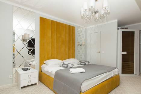 Сдается 1-комнатная квартира посуточно в Москве, улица Раевского, 3.