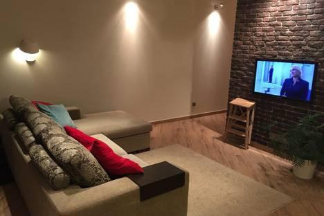 Сдается 1-комнатная квартира посуточно в Красноярске, проспект Мира, 101.