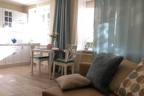 Сдается 1-комнатная квартира посуточно в Москве, Большая Черкизовская улица, 28.