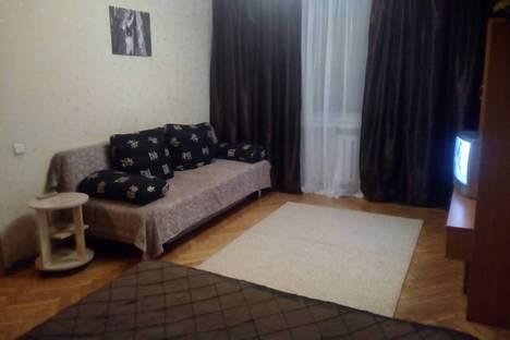 Сдается 1-комнатная квартира посуточно в Волгограде, улица Проспект Ленина дом 6.