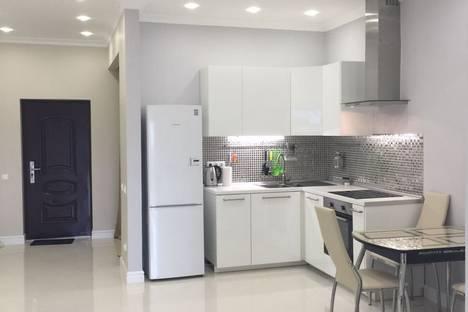 Сдается 3-комнатная квартира посуточно в Геленджике, Крымская улица,ДОМ 3 КОРПУС 1.