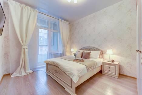 Сдается 2-комнатная квартира посуточно в Санкт-Петербурге, Пионерская улица, 50.
