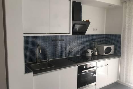 Сдается 1-комнатная квартира посуточно в Мурине, улица Новая 7 корпус 3.