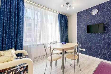 Сдается 2-комнатная квартира посуточно в Санкт-Петербурге, Кременчугская улица, 17.