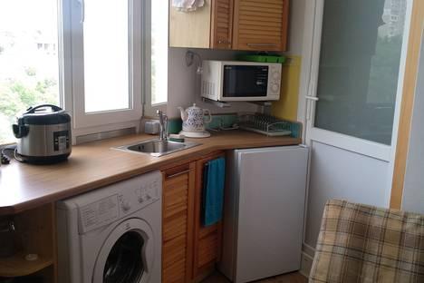 Сдается 1-комнатная квартира посуточно в Партените, ул.Прибрежная,7.