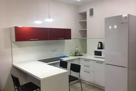 Сдается 2-комнатная квартира посуточно в Иркутске, Депутатская улица, 69.