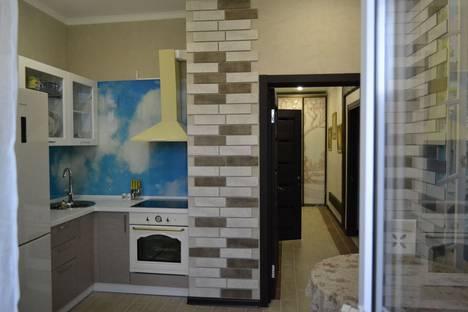 Сдается 1-комнатная квартира посуточно в Ессентуках, улица Октябрьская, 337.