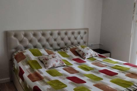 Сдается 2-комнатная квартира посуточно в Адлере, Большой Сочи, улица Ленина, 298.