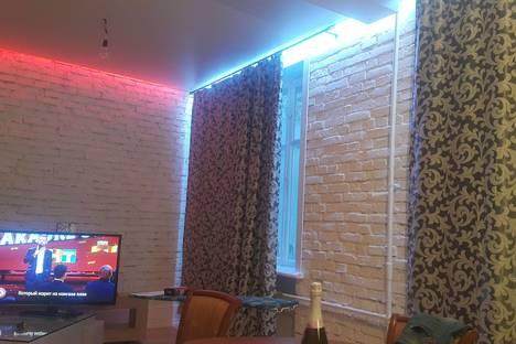 Сдается 1-комнатная квартира посуточно в Железногорске, улица Свердлова, 50.