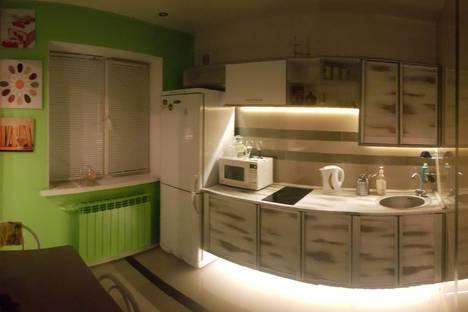 Сдается 1-комнатная квартира посуточно в Железногорске, Красноярский край,курчатова 34.