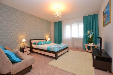 Сдается 1-комнатная квартира посуточно в Красноярске, улица Алексеева, 51.