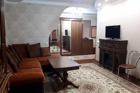 Сдается 2-комнатная квартира посуточно в Нур-Султане (Астане), улица Отырар, 10.