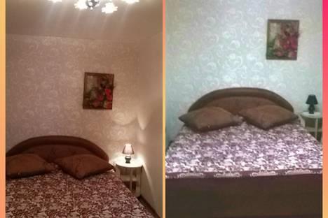 Сдается 2-комнатная квартира посуточно в Воронеже, Фридриха Энгельса 24.