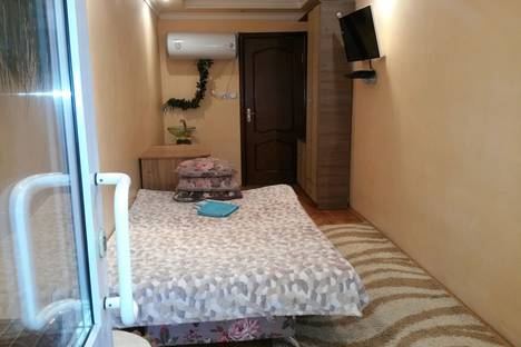 Сдается 1-комнатная квартира посуточно во Владикавказе, проспект Коста 258..