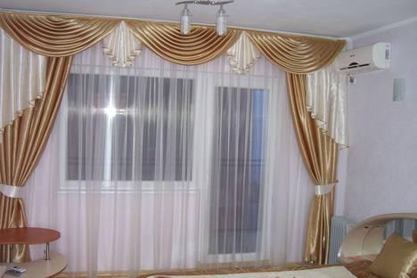 Сдается 1-комнатная квартира посуточно в Малом маяке, Утес Гагариной ,25.