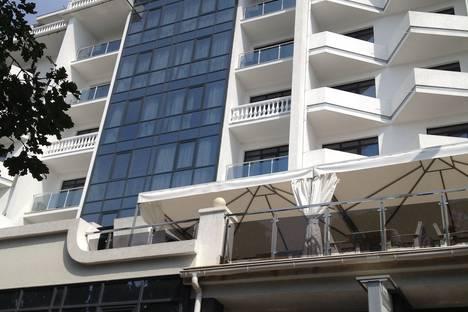 Сдается 1-комнатная квартира посуточно в Кореизе, Ялта,Алупкинское шоссе 34-Е.