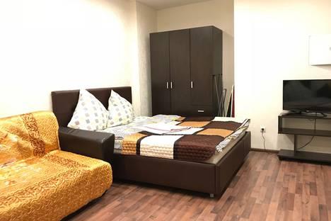 Сдается 1-комнатная квартира посуточно в Мытищах, Шараповский проезд, владение 2 строение 3.