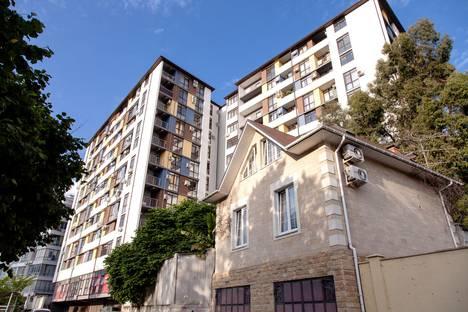 Сдается 2-комнатная квартира посуточно, улица Полтавская 21.