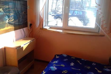 Сдается 1-комнатная квартира посуточно в Зеленоградске, Гагарина улица.